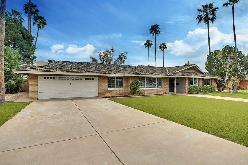 Tempe Home, AZ Real Estate Listing