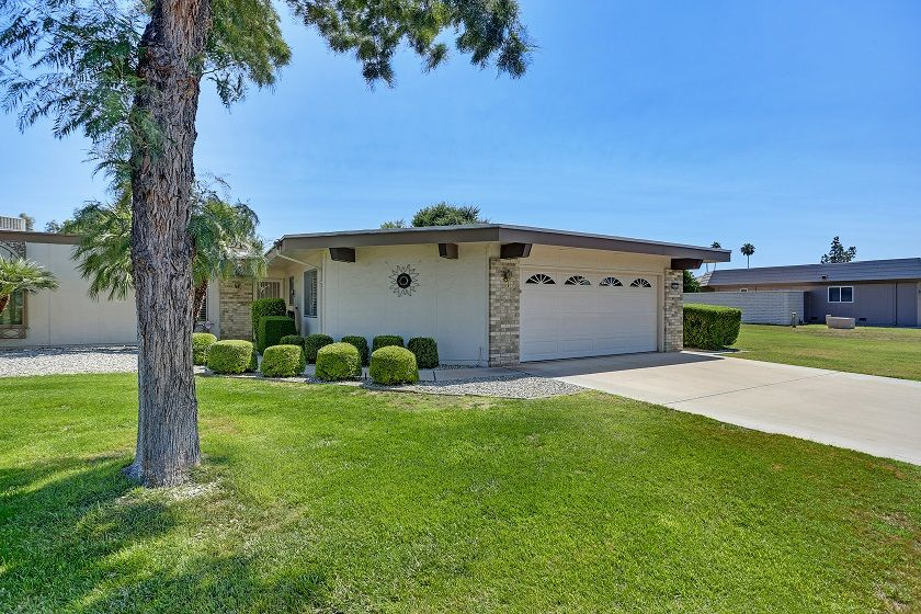 Sun City Home,  Real Estate Listing