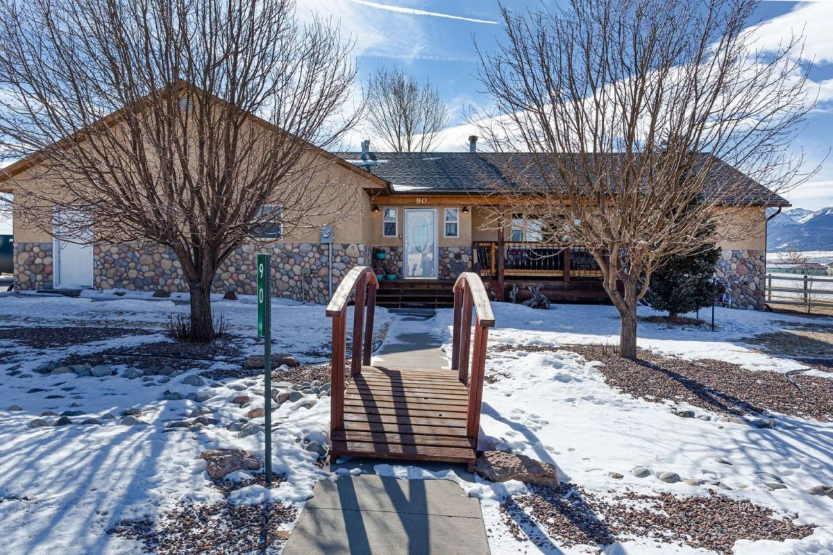 Silver Cliff Home, CO Real Estate Listing