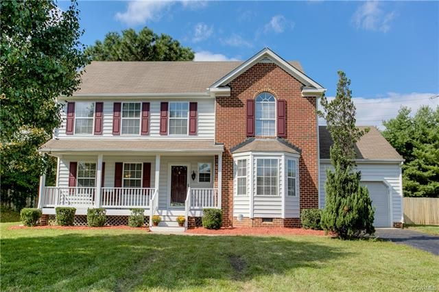 Glen Allen Home,  Real Estate Listing