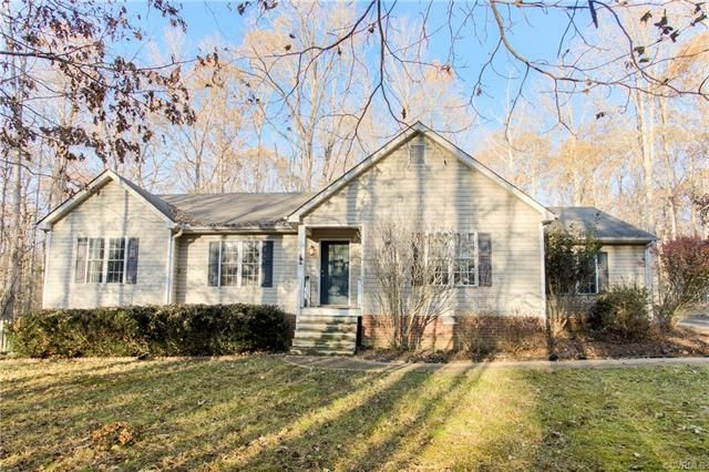Powhatan Home, VA Real Estate Listing