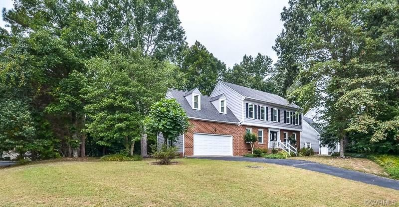 Midlothian Home, VA Real Estate Listing