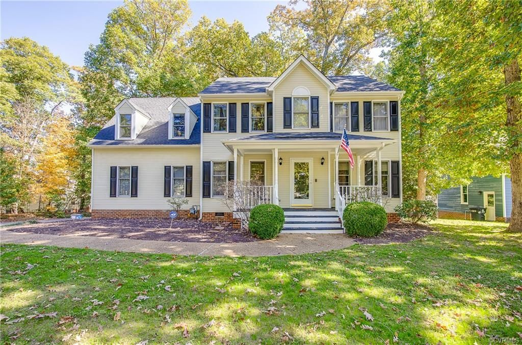 Chester Home, VA Real Estate Listing