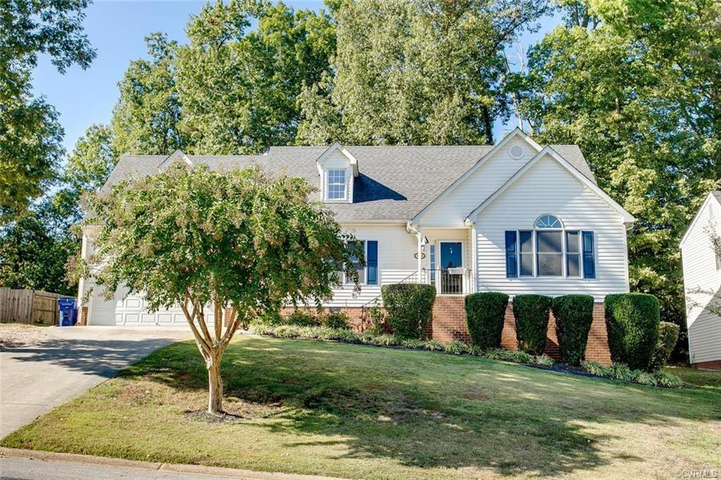 Chesterfield Home,  Real Estate Listing