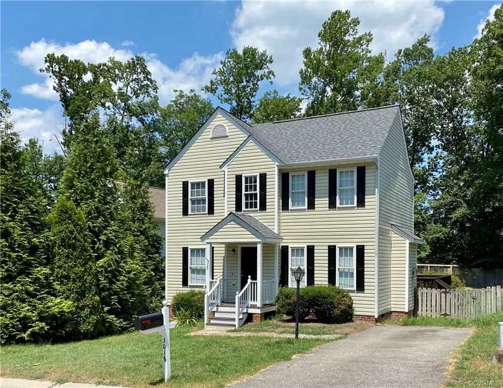 Henrico Home,  Real Estate Listing