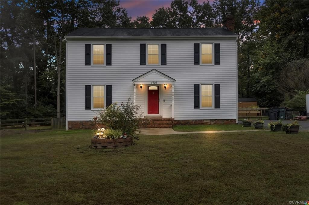 Sandston Home,  Real Estate Listing