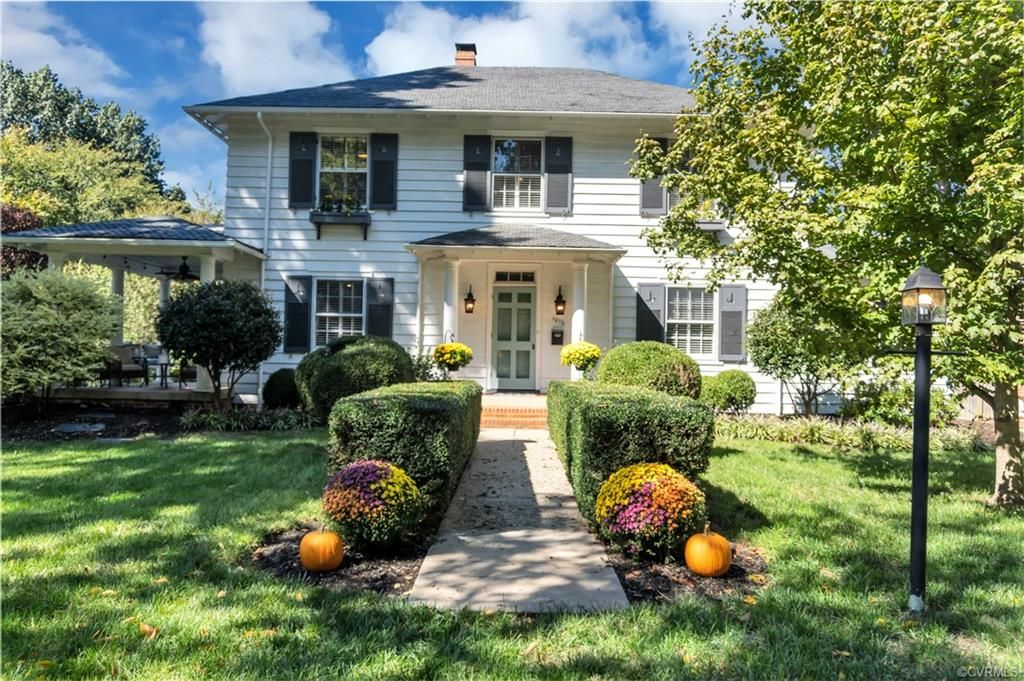 Richmond Home,  Real Estate Listing